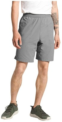 The North Face Pull-On Adventure 9 Shorts (Mid Grey) Men's Shorts