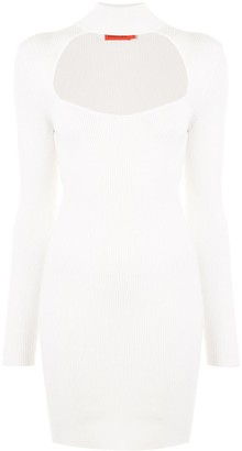 Manning Cartell Australia Virtual Dimension knit dress