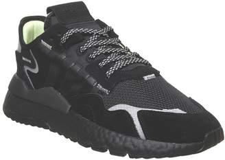 adidas Nite Jogger Boost Trainers Core Black