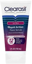 Clearasil Ultra Rapid Action Acne Treatment Face Scrub, 5 Ounce