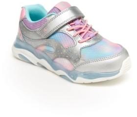 Stride Rite Dnu Toddler Boys Sr Lighted Swirl Athletic Shoe