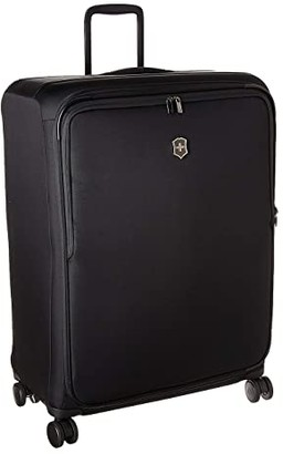 Victorinox Connex Extra-Large Softside Case (Black) Luggage