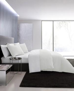 Vera Wang Waffle Pique Comforter Set, Queen Bedding