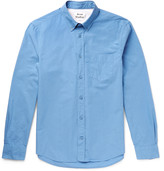 Acne Studios - Isherwood Button-down Collar Cotton Shirt