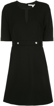 Veronica Beard Martingale Detail Dress