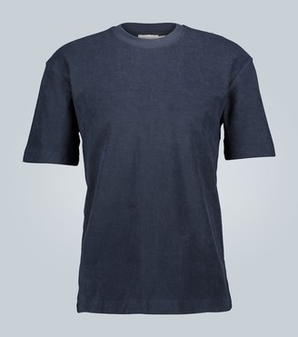 Sunspel Relaxed-fit Terry T-shirt