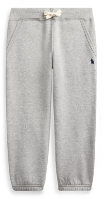 Ralph Lauren Cotton-Blend-Fleece Trouser