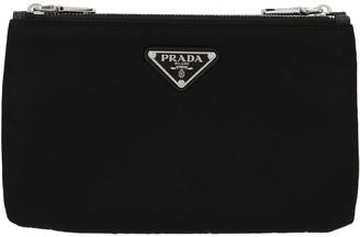 Prada Logo Crossbody Bag