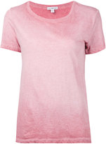 James Perse round neck T-shirt - women - Cotton - 3