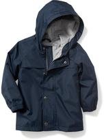 Old Navy Hooded Raincoat for Toddler