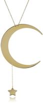 Roberto Cavalli Lucky Light Gold Tone Necklace
