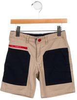 Stella McCartney Boys' Colorblock Shorts