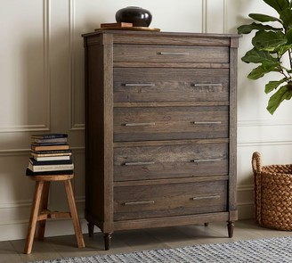Pottery Barn Brookdale 5-Drawer Tall Dresser