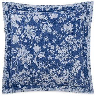 Anne De Solène Gabrielle Floral Cotton Pillow Sham