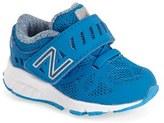 New Balance Infant Boy's 'Vazee Rush 200' Athletic Shoe