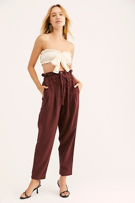 We The Free Margate Pleated Trouser by at Free People