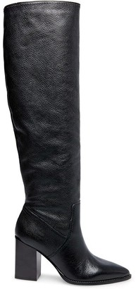 Steve Madden Essential Black Leather