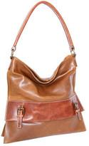 Nino Bossi Women's Britt Leather Shoulder Bag