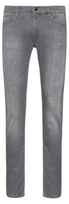 HUGO Skinny-fit jeans in lightweight stretch denim