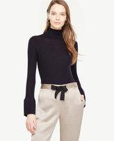 wide turtleneck sweater - ShopStyle