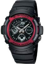 Casio Men's G-Shock AW591-4A Resin Analog Quartz Watch with Dial