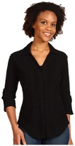 Scully Cantina Blouse II (Black) - Apparel