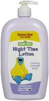 Blue Cross Sesame Street Night Time Lotion