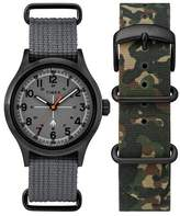 Timex + Todd Snyder The Military Watch in Grey