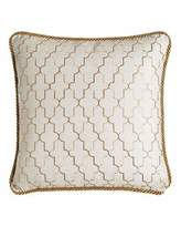 "Isabella Collection Adeline Reversible Pillow, 20""Sq."