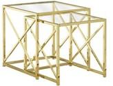 Everly Dyar 2 Piece Nesting Tables Quinn