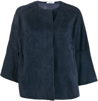 Salvatore Santoro collarless jacket