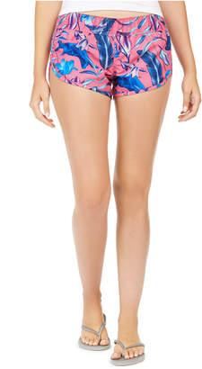 Hurley Juniors' Supersuede Floral Beachrider Board Shorts