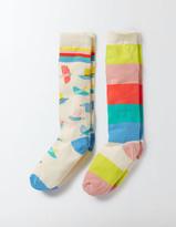 Boden 2 Pack Knee Socks