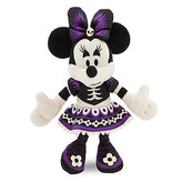 Disney Minnie Mouse Halloween Plush - 9''