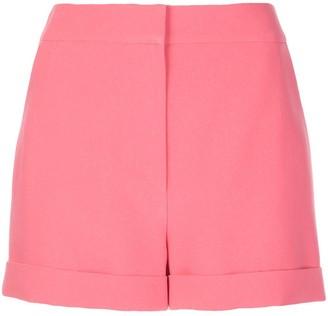 Cinq à Sept Elaine crepe shorts