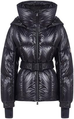 MONCLER GRENOBLE Belted Hooded Jacket