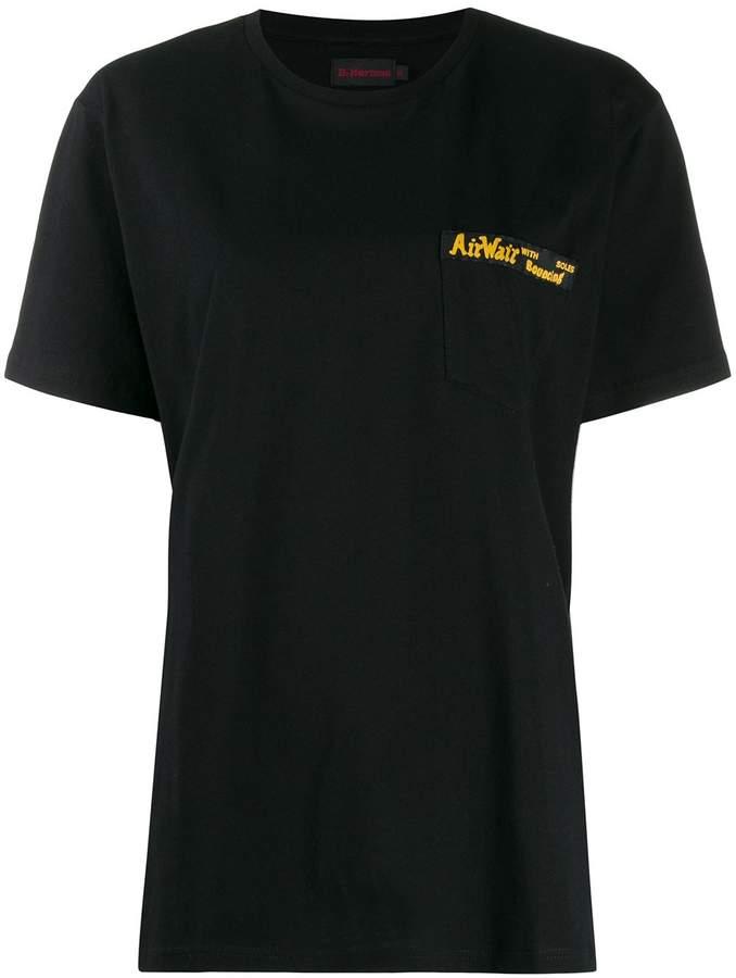 Dr. Martens logo T-shirt