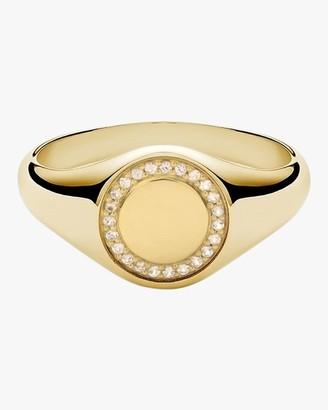 Miansai Halo Signet Ring