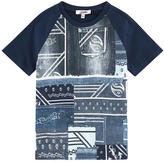 Junior Gaultier T-shirt with a print