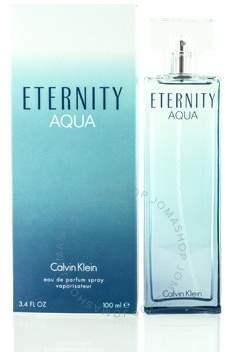 Eternity Aqua by Calvin Klein EDP Spray 3.4 oz (w)