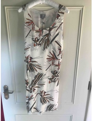Maiyet Multicolour Silk Dresses