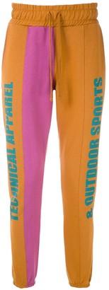 Piet Color Block Joggings