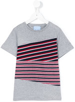 Lanvin Petite - striped shirt - kids - Cotton - 6 yrs
