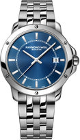 Raymond Weil Watch, Men's Swiss Tango Stainless Steel Bracelet 39mm 5591-ST-50001