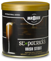 Mr. Beer St. Patrick's Irish Stout Beer Making Refill Kit