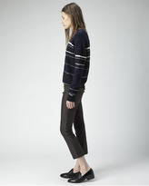 3.1 Phillip Lim jacquard knit pullover