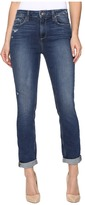 Paige Carter Slim w/ Caballo Inseam in Tamara