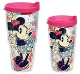 Tervis Disney Minnie Mouse Wrap Pop Tumbler with Lid