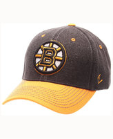 Zephyr Boston Bruins Anchorage Snapback Cap