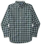 Ralph Lauren Boys' Plaid Poplin Shirt - Sizes S-XL
